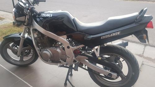 Moto Suzuki Gs500 Mod 96