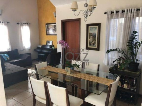 Casa Residencial À Venda, Residencial Terras Do Barão, Campinas. - Ca5363