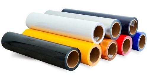 Vinil Textil Basico Colormake Rollo Non Glue