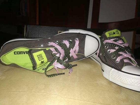 Zapato Converse Corto Bajo Dama Mujer