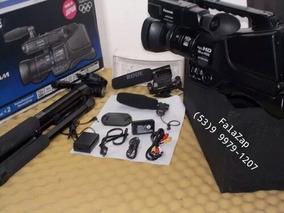 Filmadora Ag-ac8 Panasonic / A Vista , 1.000,00 / Completa