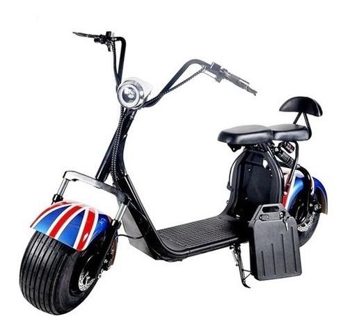 Imagem 1 de 1 de Scooter Elétrico City Inglaterra 2000w A Mais Barata Do Ml
