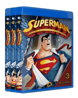 Superman + Batman - Serie Animada Bluray