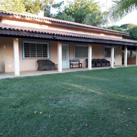 Chácara Em Jundiai No Bairro Santa Clara 2000m2 At 350m2 Au 3 Dorms 1 Suite + Edicula 2 Dorms - Aceita Permuta - Ch00033 - 34837318
