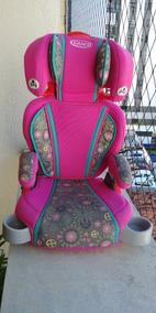 Cadeira Assento Infantil Graco 15 A 36kg - Rosa