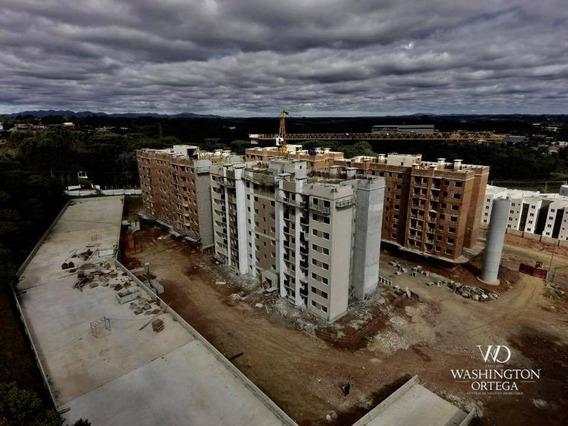 Apartamento Residencial À Venda, Centro, São José Dos Pinhais. - Ap0252