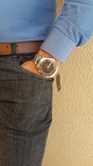 Relógio Armani Original Maculino Ax2179 Com Nota
