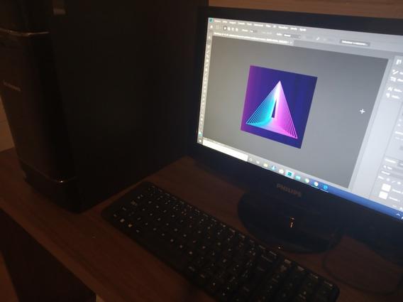 Computador Completo Lenovo I5 Terceira Geração