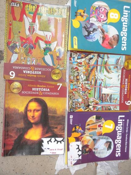Portugues Linguagens 7 Ano Ed. 2018