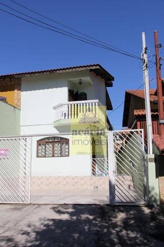 Imagem 1 de 26 de Sobrado À Venda, 125 M² Por R$ 750.000,00 - Jardim Líbano - São Paulo/sp - So2888
