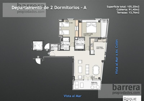 Imagen 1 de 3 de Departamento - Varese