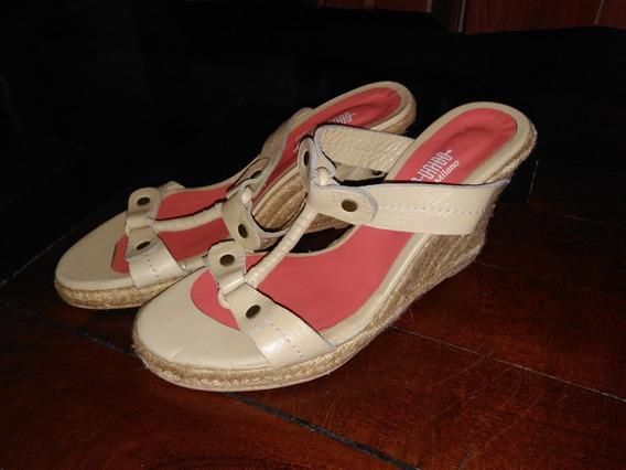 Sandalias De Mujer - Impecables - Oferta