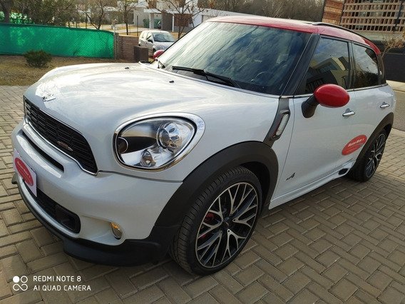 Mini Cooper Countryman 1.6 Jcw 211cv All4 2014