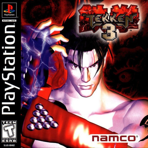 Imagen 1 de 4 de Tekken 3 Portable Pc