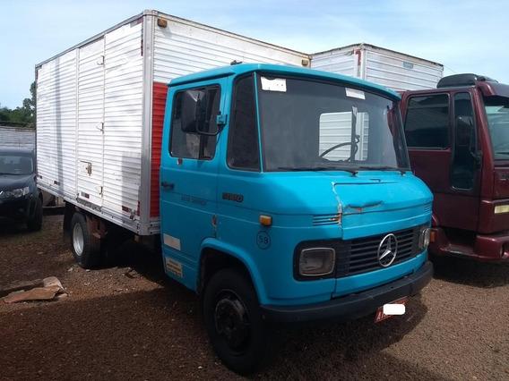 Mercedes-benz Mb 708 Bau Furgao