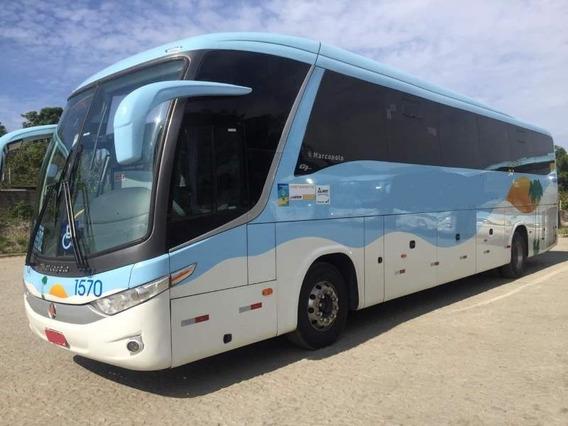 Ônibus Paradiso 1200 G7 Mercedes Rs -só Fretamentos,completo