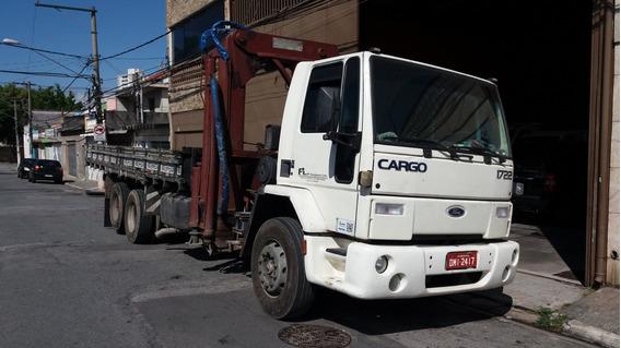 Caminhão Ford Cargo 1722 Munck Hg20000