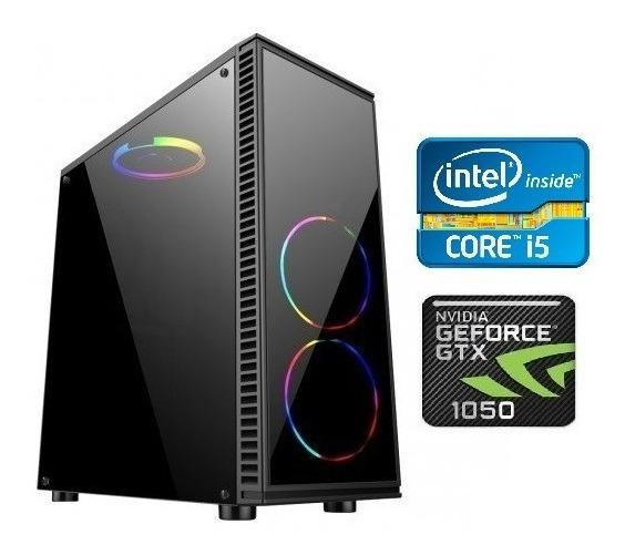Cpu Pc Gamer Core I5 3.8ghz 8gb Hd 1tb Gtx1050 500w Wifi
