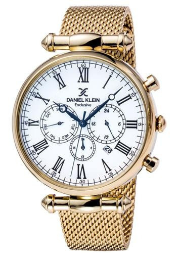 Relógio Analógico Daniel Klein Exclusive Dk11829-6 Masculino
