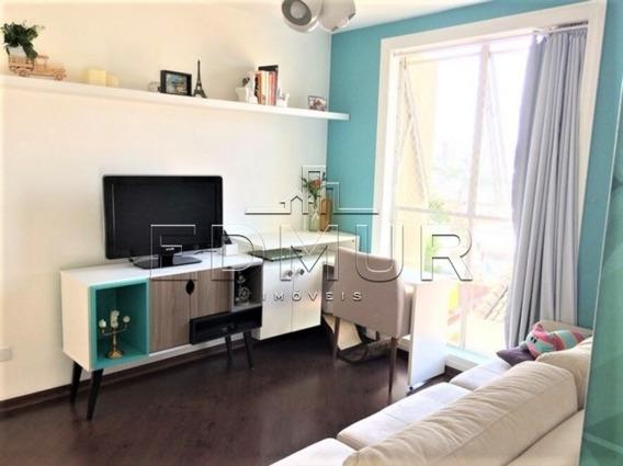 Apartamento - Vila Valparaiso - Ref: 18048 - V-18048