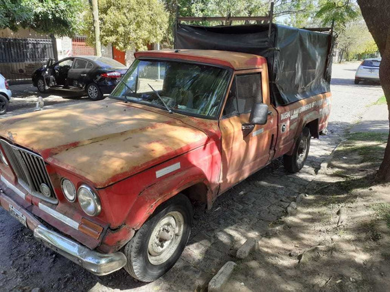 Jeep Gladietor 1964 T1000