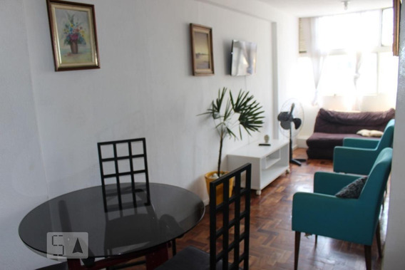 Apartamento Para Aluguel - Centro, 2 Quartos, 40 - 893056147