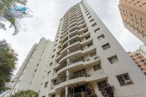 Imagem 1 de 30 de Apartamento À Venda, 103 M² Por R$ 1.450.000,00 - Itaim Bibi - São Paulo/sp - Ap1330