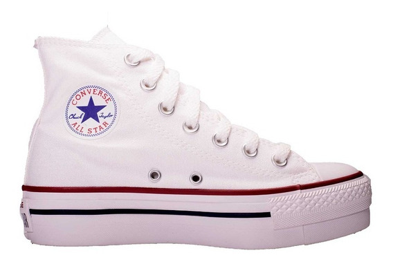 Zapatillas Converse Chuck Taylor All Star Platform - 557143c