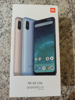 Xiaomi Mi A2 Lite Global Version 64gb Rom/ 4gb De Ram, Azul.