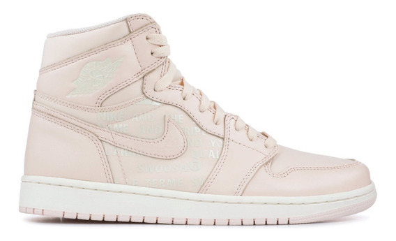 Tenis Air Jordan 1 Retro High Og Guava Ice 100% Originales