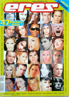 Eres Enrique Shakira Ov7 Madonna Thalia Paulina Kabah Gael