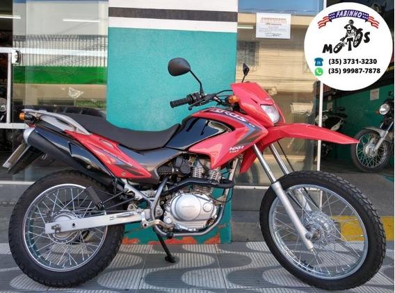 Honda Nxr 150 Bros Es 2012 Vermelha Novíssima!