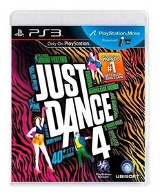 Just Dance 4 (mídia Física) - Ps3 (novo)