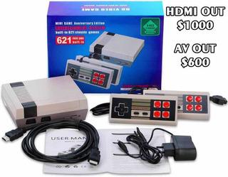 Mini Consola Video Juego Retro Clásico
