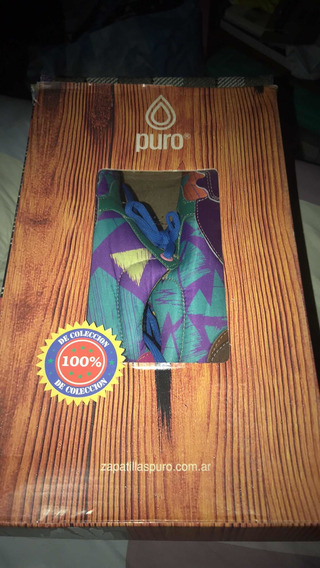 Zapatillas Puro Originales Sin Uso