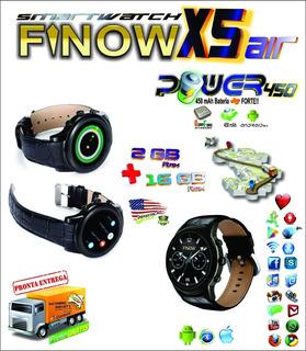 Smartwatch Finow X5 Air 2 Gb/ram 16gb/rom, 4core