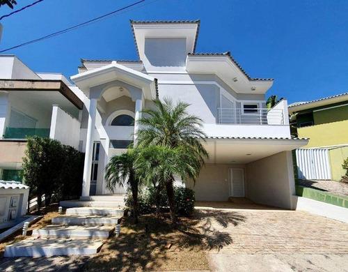 Casa À Venda, 386 M² Por R$ 1.790.000,00 - Condomínio Tivoli Park - Sorocaba/sp - Ca2328