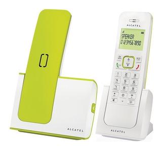 Alcatel Telefono Inalambrico G280 Duo Verde