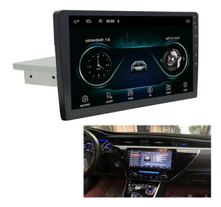 Autoestereo Android 1 Din 10 Pulgadas Gps, Wifi, Apps