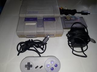 Super Nintendo Original Y Funcional Snes Nes
