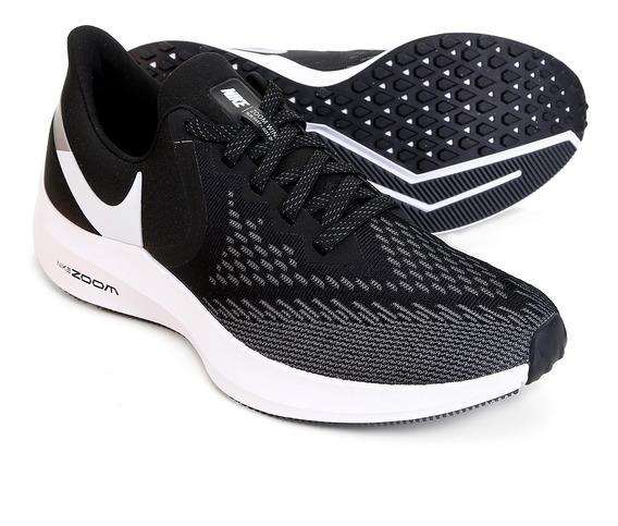 Tenis Nike Zoom Winflo 6 Masculino Original + Nota Fiscal