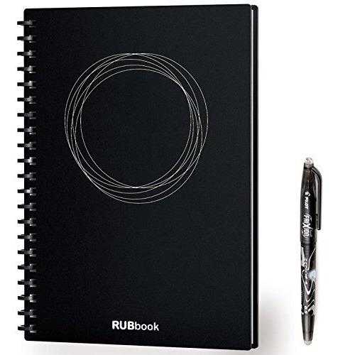 Cuaderno Borrable Reutilizable Everlast Smart Notebook