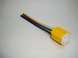 Conector 6 Vias Tipo Trailer Universal