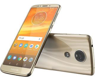 Motorola Moto E5 Plus 32g Y 3gb +forro Dual Sim (130 Ver Ds)