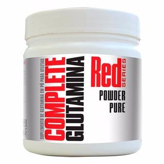 Glutamina 300g Red Series