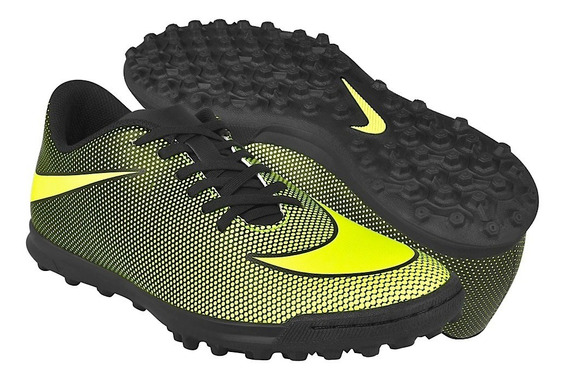 Tenis De Fútbol Para Caballero Nike 844437070 Amarillo