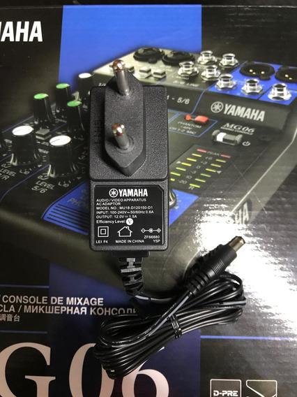 Fonte Para Mesa De Som Yamaha Mg 06