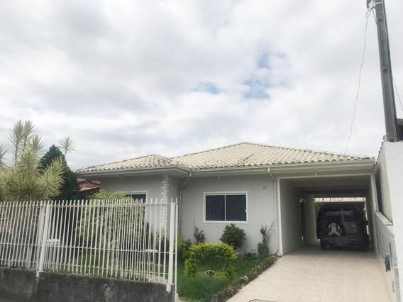 Casa Com 4 Dormitórios À Venda, 216 M² Por R$ 510.000,00 - Passa Vinte - Palhoça/sc - Ca2632