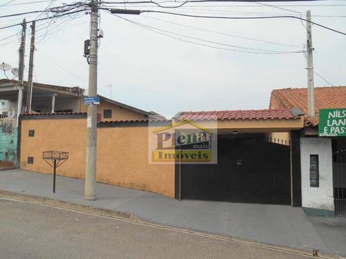 Imagem 1 de 21 de Casa Residencial À Venda, Jardim Luiz Cia, Sumaré. - Ca3606