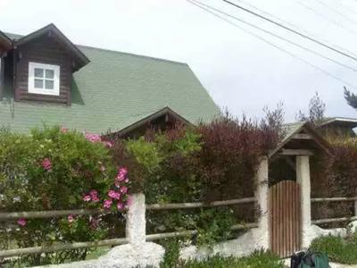 Casa Con Piscina, Sector El Canelo-algarrobo